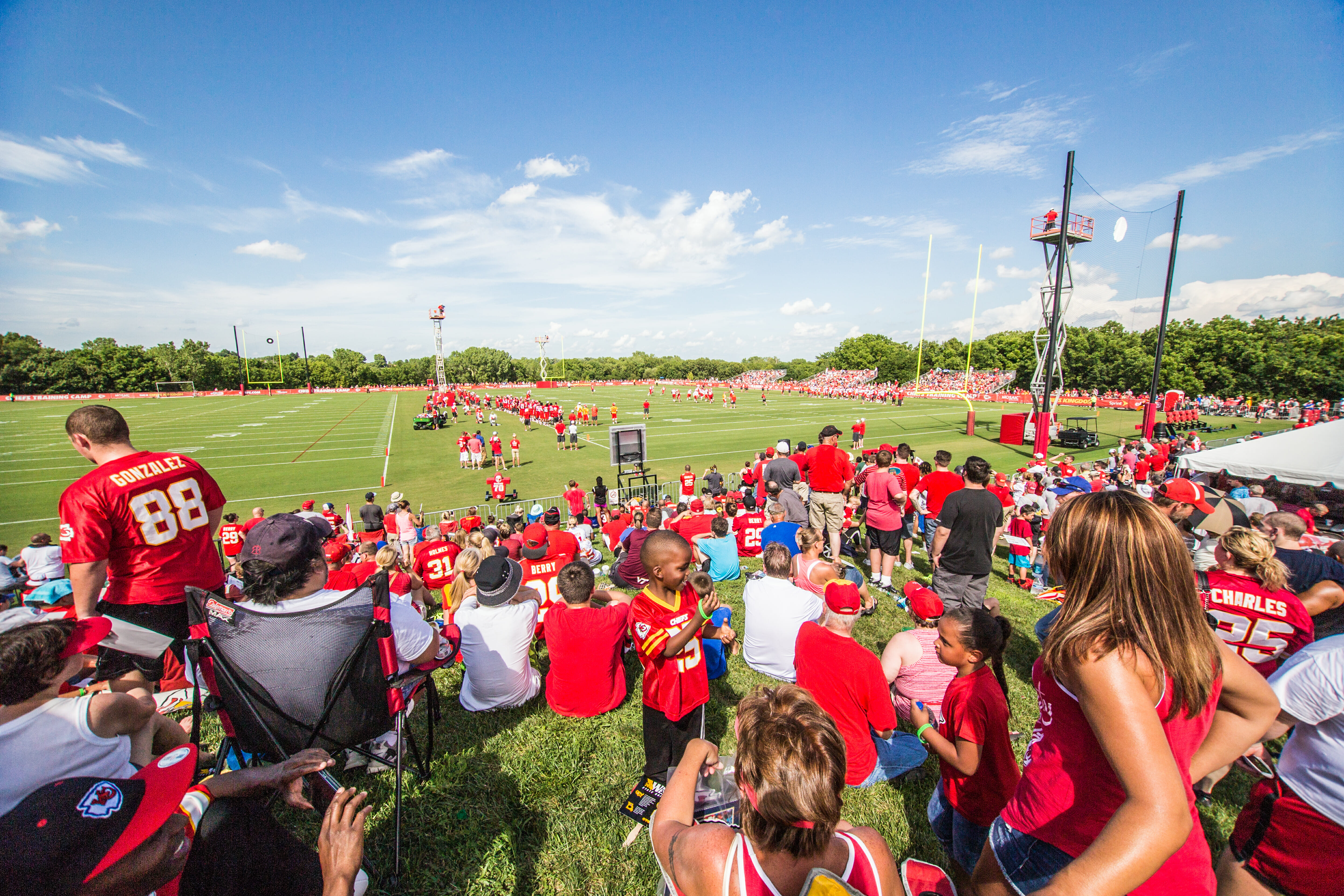 2019 KC Chiefs Training Camp | St. Joseph, MO Convention & Visitors Kansas City Chiefs Usa Map on usa map dallas cowboys, usa map history, usa map football,