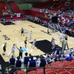 Civic Arena Sporting Events