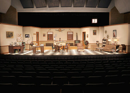 Potter Hall Theater - Western Playhouse